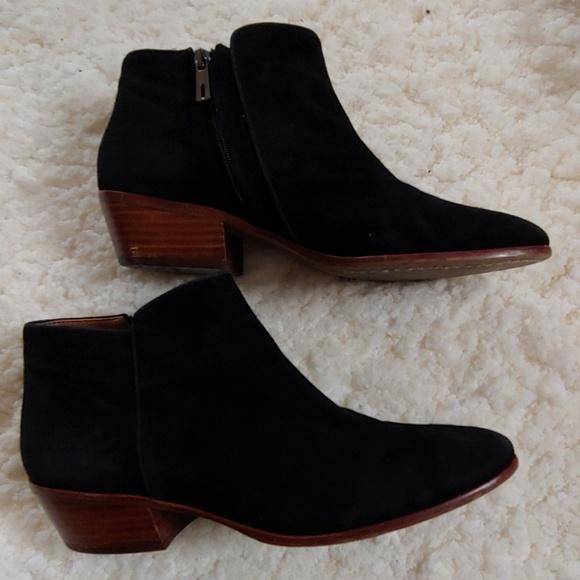 Sam Edelman Shoes - Sam Edelman Suede Petty Chelsea Boot